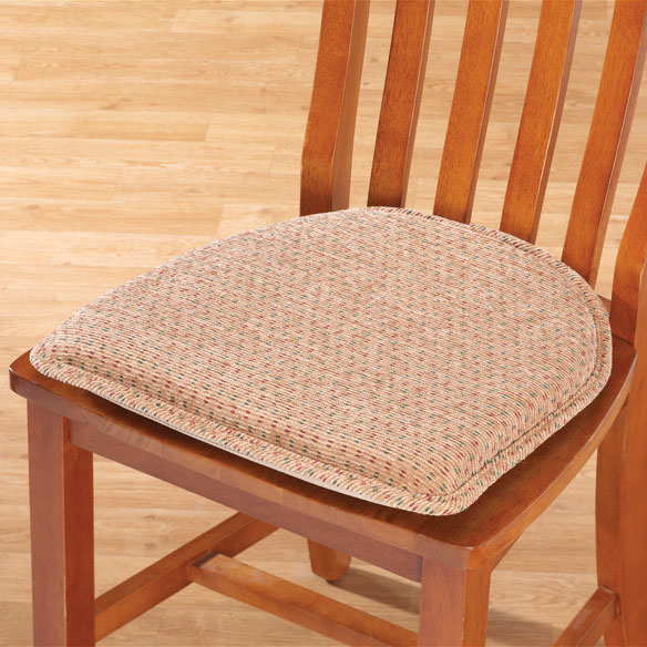Raindrops Chair Pad - View 1