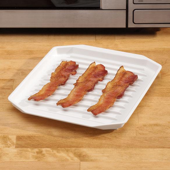Microwave Bacon Tray Microwave Bacon Rack Walter Drake