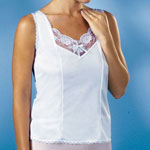 Comfort Clothing - Lace Camisole