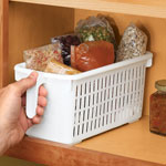 Organization & Decor - Storage Basket with Handle