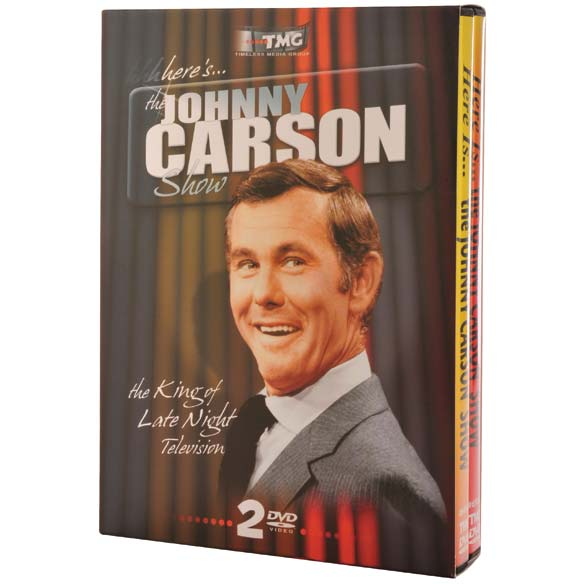 Johnny Carson 2 DVD Set