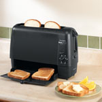 West Bend Quik Serve Toaster