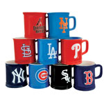 Stocking Stuffers - Major League Baseball Sculpted Mug