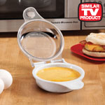 Buyers' Picks - Microwave Egg Muffin Cooker