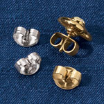 Jewelry & Accessories - Butterfly Earring Backs 4 Pair