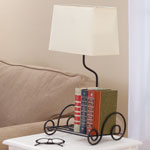Accent Furniture - Bookshelf Lamp