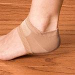 Supplements & Creams - Gel Heel Protectors - 1 Pair
