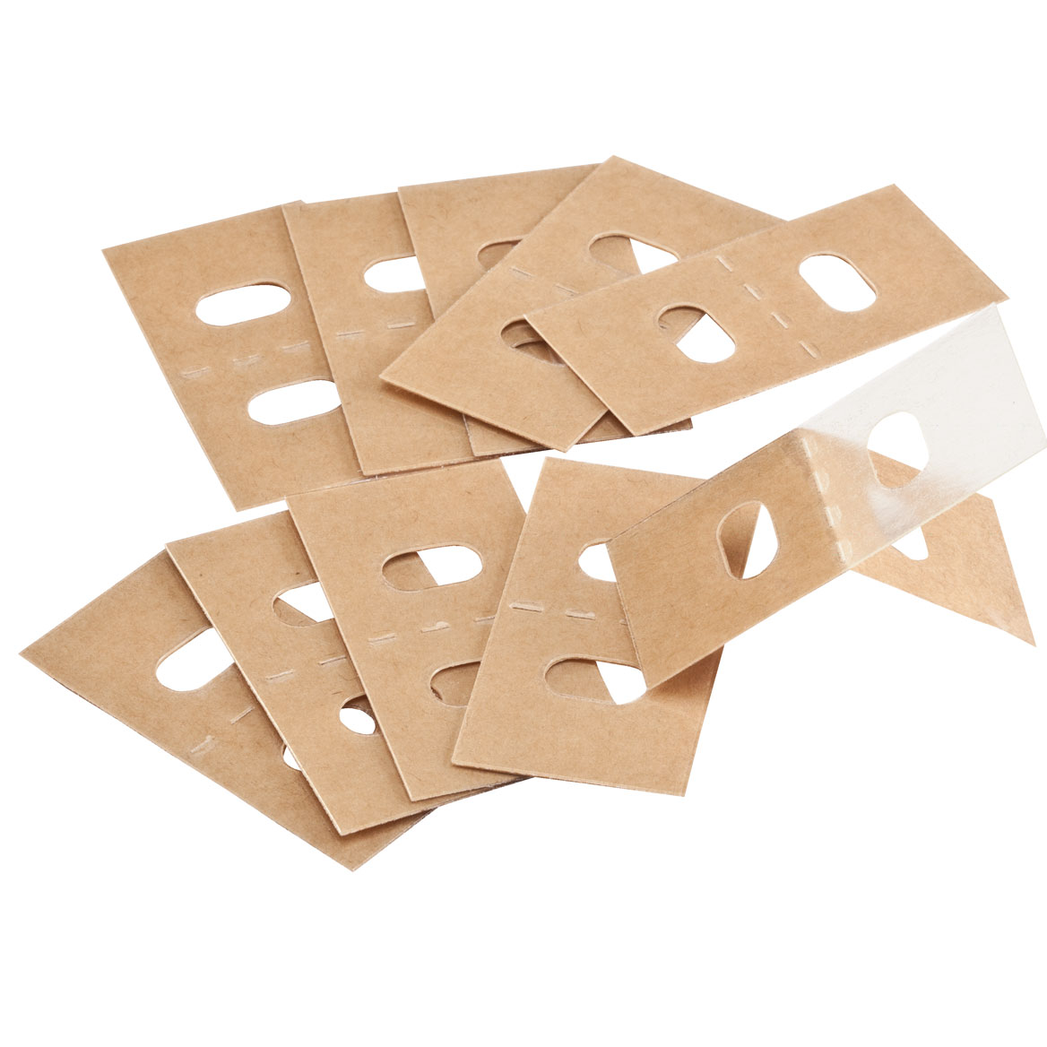 Vertical Blind Repair Tabs - Set Of 10-332518
