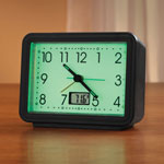 Semi-Annual Sale - Glow In The Dark Alarm Clock