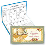 Personalized 2 Year Planner Treasured Friends