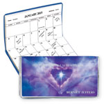 Calendars - In His Hands 2 Year Personalized Planner