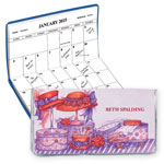 Calendars - Red Hat 2 Year Personalized Planner