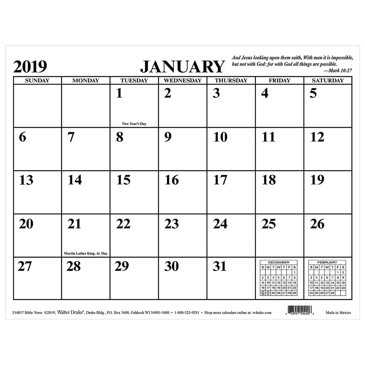 bible verse magnetic calendar bible verse calendar walter drake