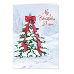 My Christmas Dream Christmas Card Set of 20