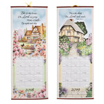 Calendars - Bless This House Wall Scroll Calendar