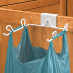 Kitchen - Over The Cabinet Bag Holder