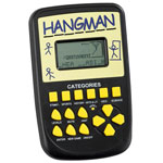 Hobbies - Electronic Hangman Game