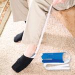 Footwear & Hosiery - Sock And Stocking Aid