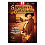 Holidays & Gifts - Spaghetti Westerns 20 Movie DVD Set