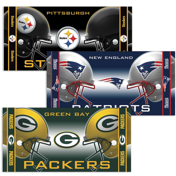 NFL Beach Towels - View 1