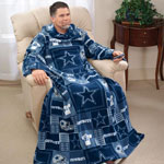 Bedroom Basics - NFL Pillow Snuggie™