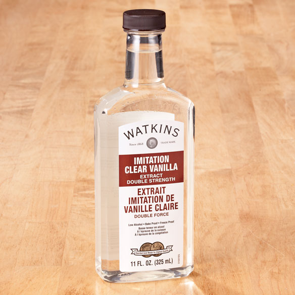 Watkins® Double Strength Imitation Clear Vanilla
