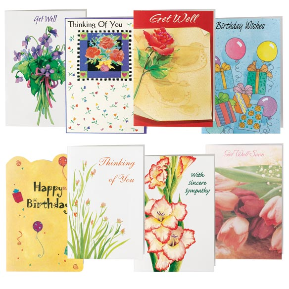 All Occasion Cards - Set Of 24