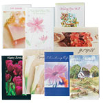 Memos, Notepads & Cards - Christian All Occasion Cards Value Pack of 24