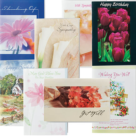 Christian birthday cards religious birthday cards walter drake religious cards for all occasions set of 24 337183 bookmarktalkfo Choice Image