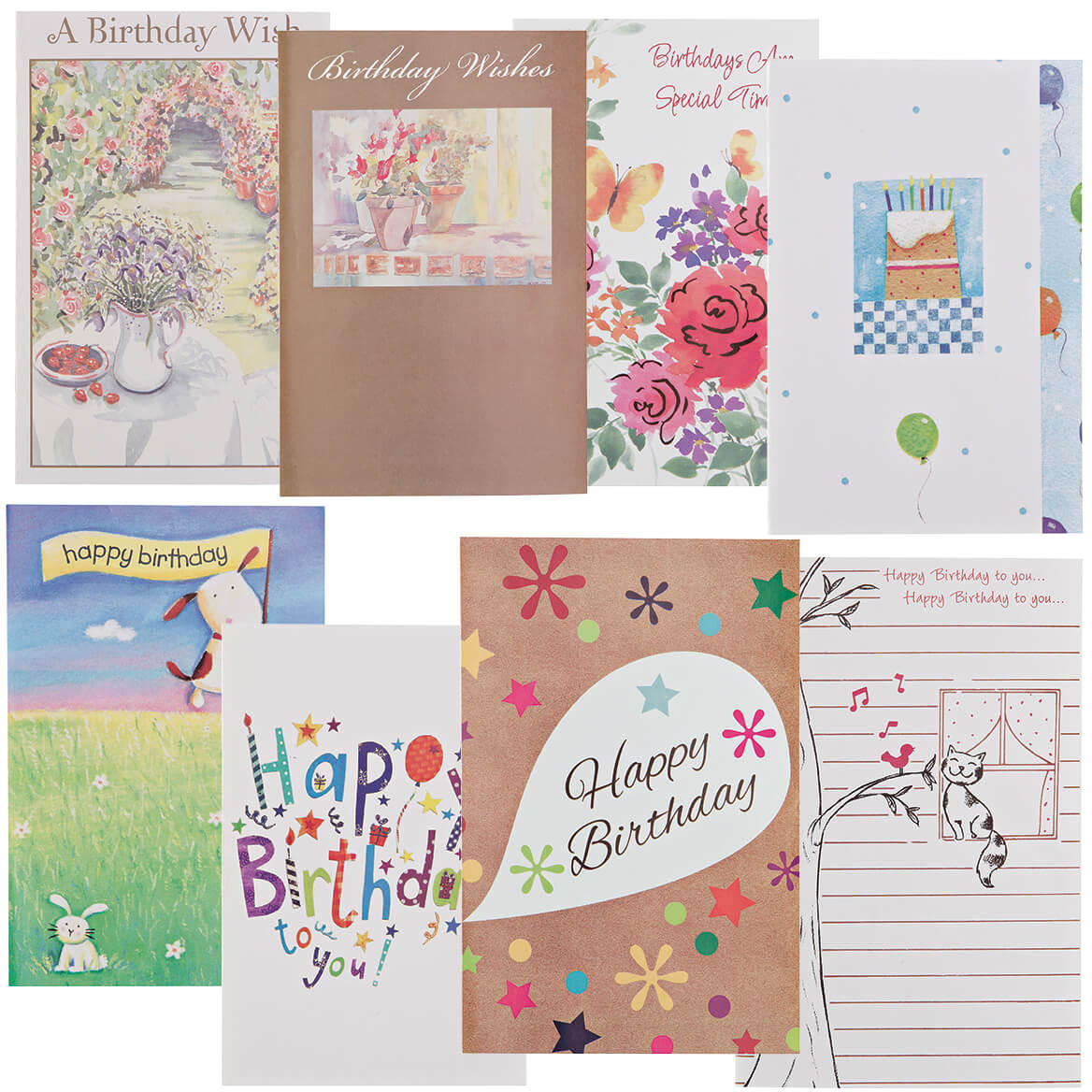 Assorted Birthday Cards