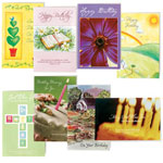 Memos, Notepads & Cards - Christian Birthday Cards Value Pack of 24