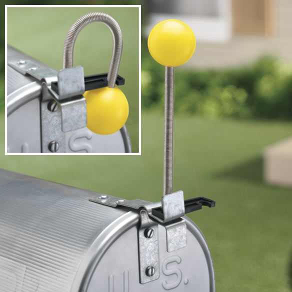 New Mail Box Alert Ball