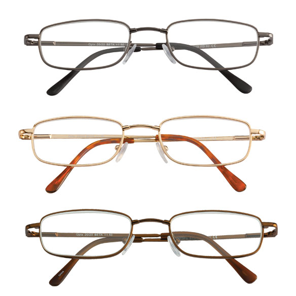 Reading Glasses Set of 3 - View 1