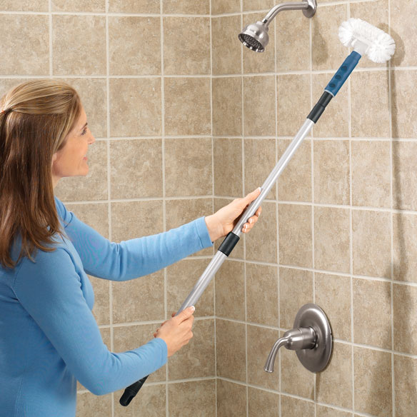 Long Handle Tub Scrubber Tub And Tile Scrubber Walter