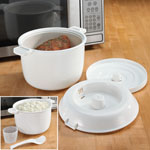 Small Appliances & Accessories - Microwave Pressure Cooker