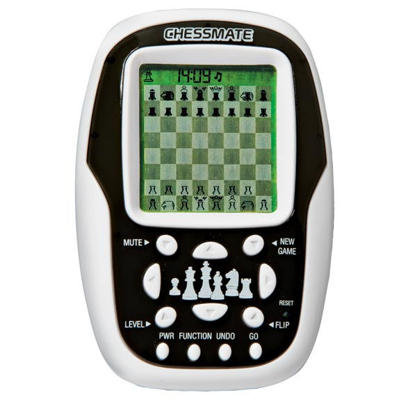 Electronic Handheld Chess Game