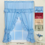 Full Length and Cafe Length Curtain Sets