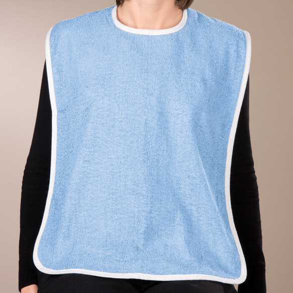 Terry Bib with Velcro® Closure