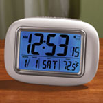 Decorations & Accents - Large Screen Atomic Clock