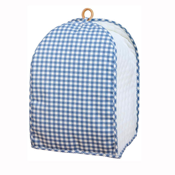Gingham Mixer/Coffee Maker Cover