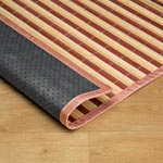 Multi Color Bamboo Mats