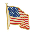 View All Clearance - Freedom Flag Pin