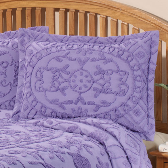 The Eleanor Chenille Sham by East Wing Comforts™