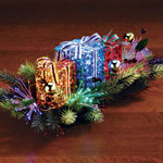View All Clearance - Fiber Optic Gift Centerpiece