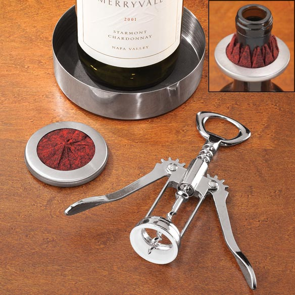 3 Pc. Wine Tool Kit
