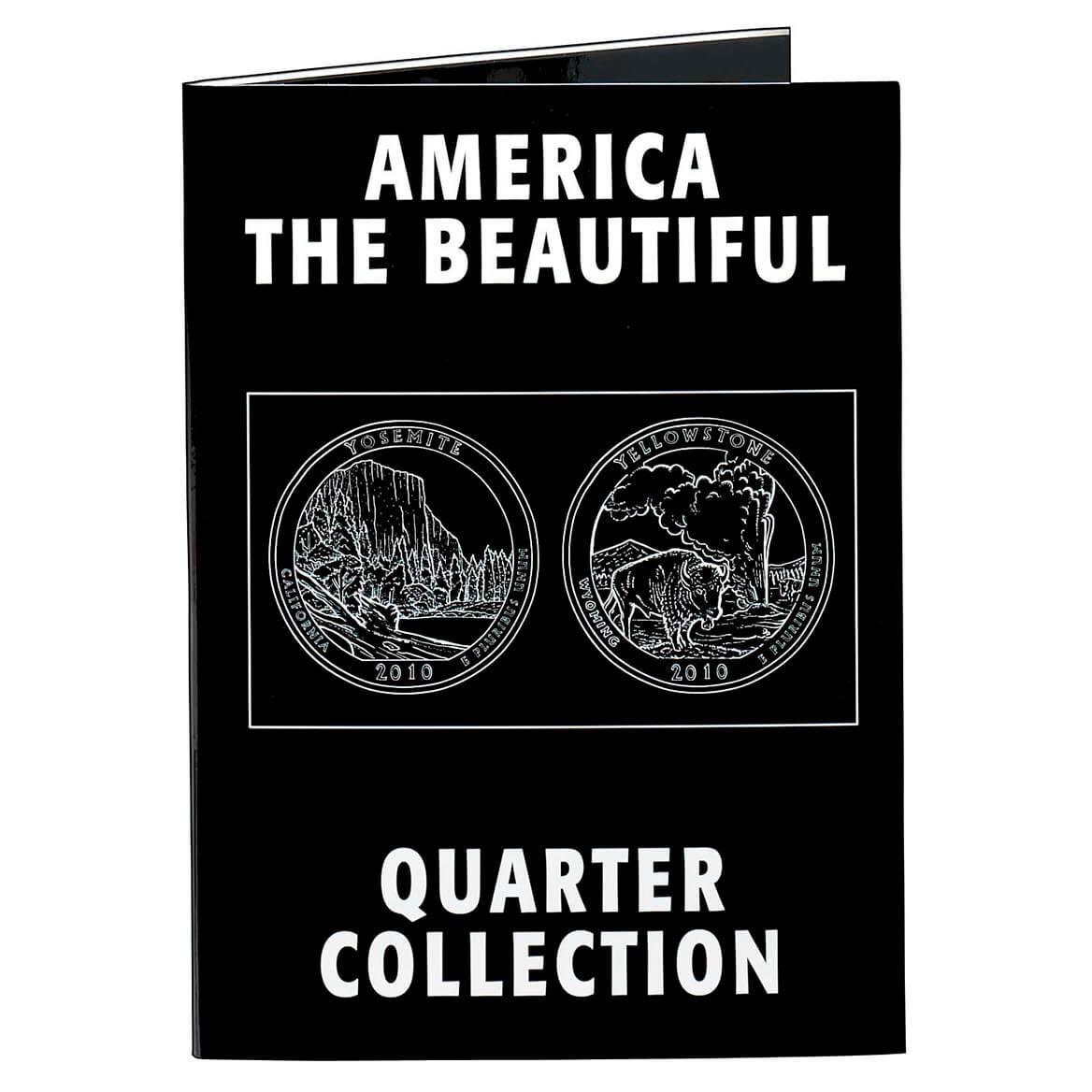 America The Beautiful Quarter Collection Album-340771