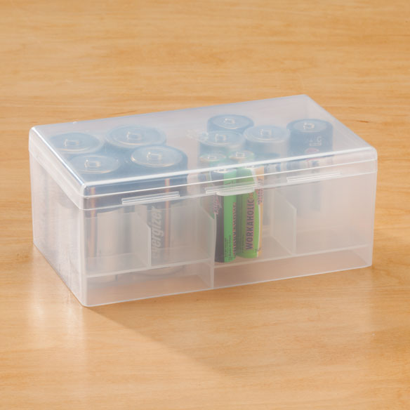 Multi Battery Storage Case