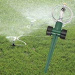 Outdoor - Portable Stake Sprinkler