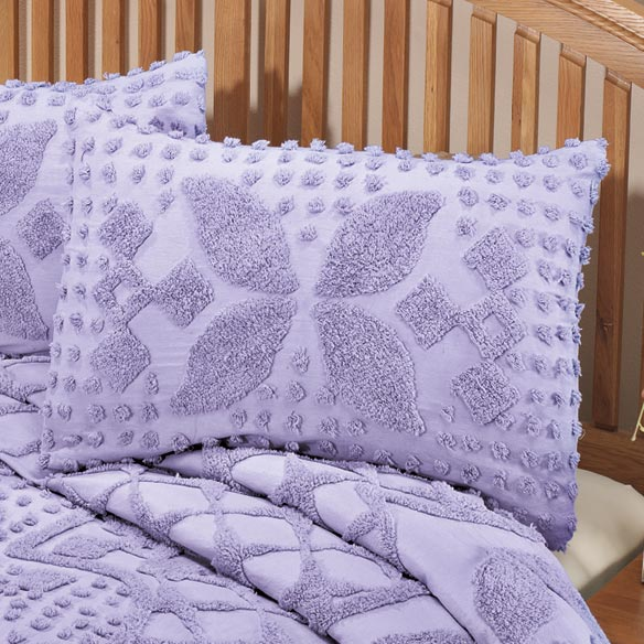 Jacqueline Chenille Sham by East Wing Comforts™ - View 1