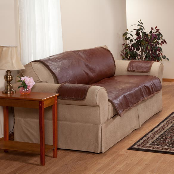 Leather Furniture Cover - Sofa